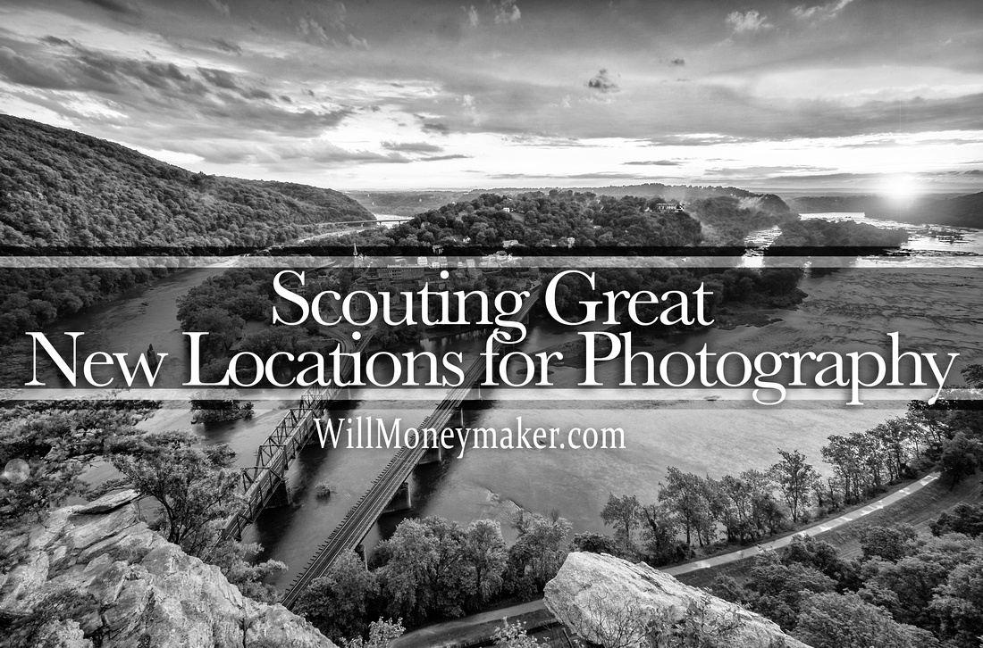 Scouting Great New Locations for Photography