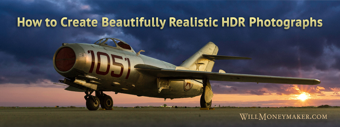 How to Create Beautifully Realistic HDR Photographs