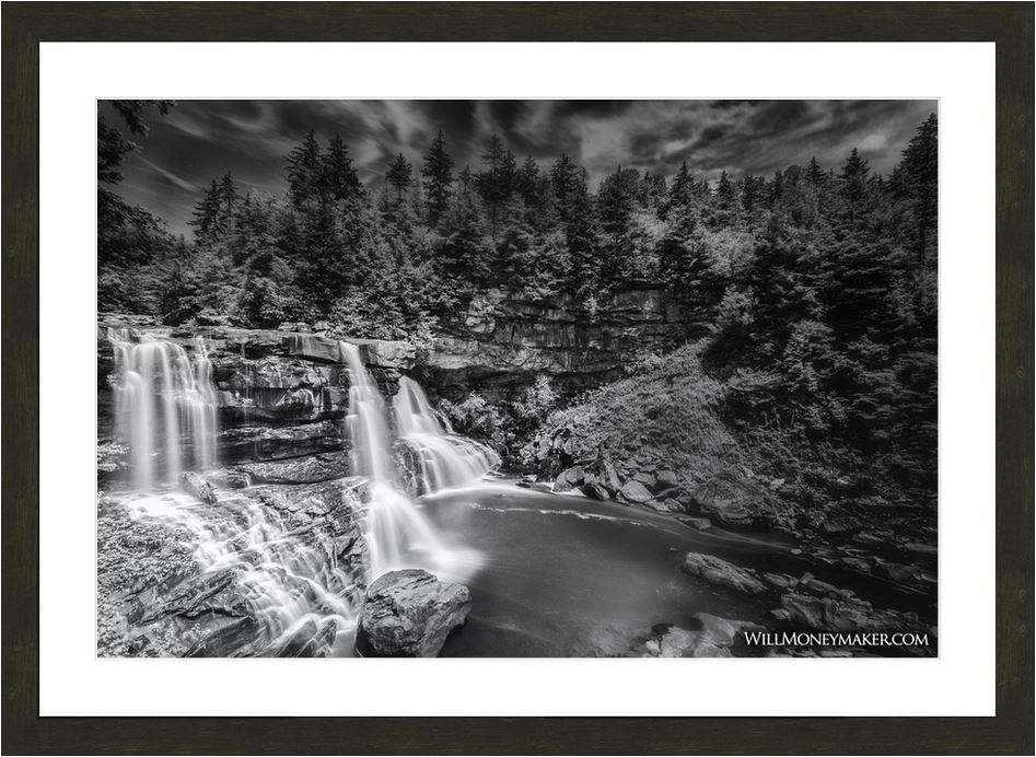 Blackwater Falls State Park Photo Print