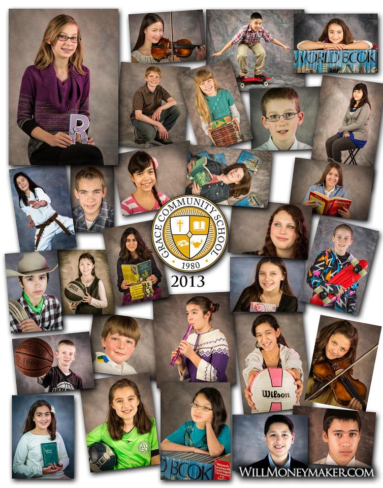 2013 PSP Graduate Collages