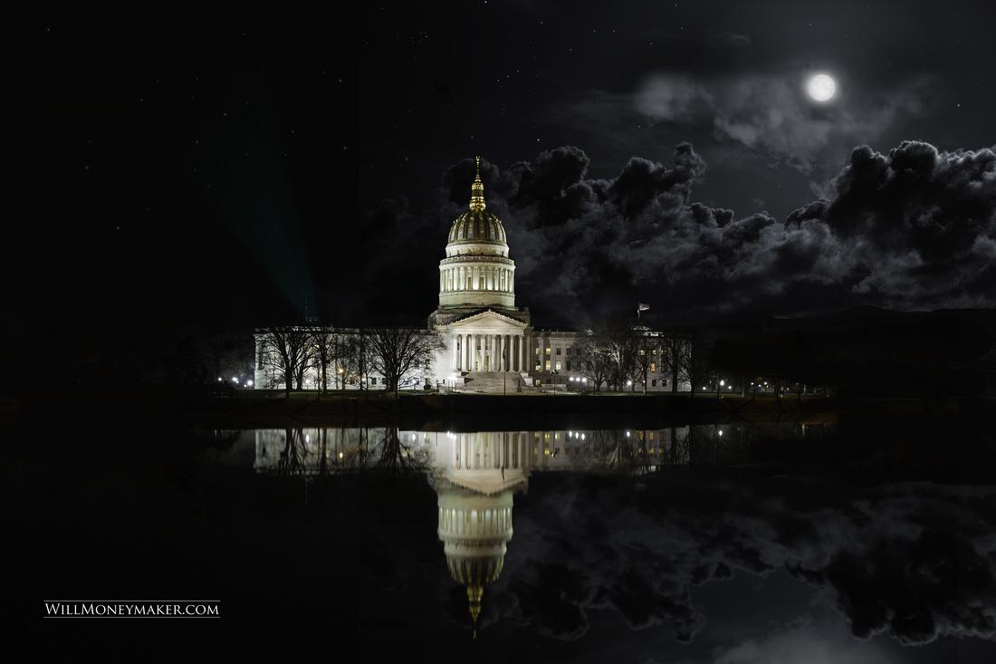 Charleston West Virginia State Capital