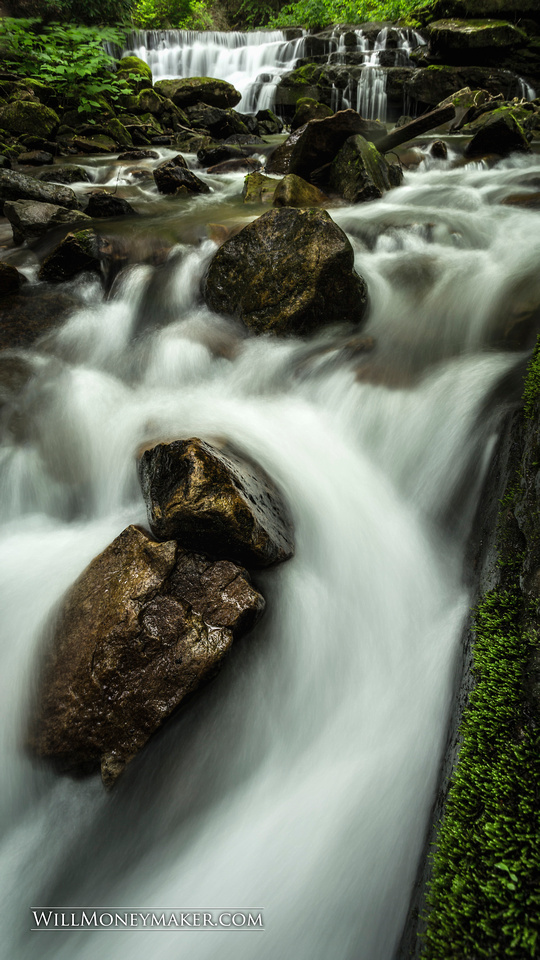 West Virginia Waterfall Photo