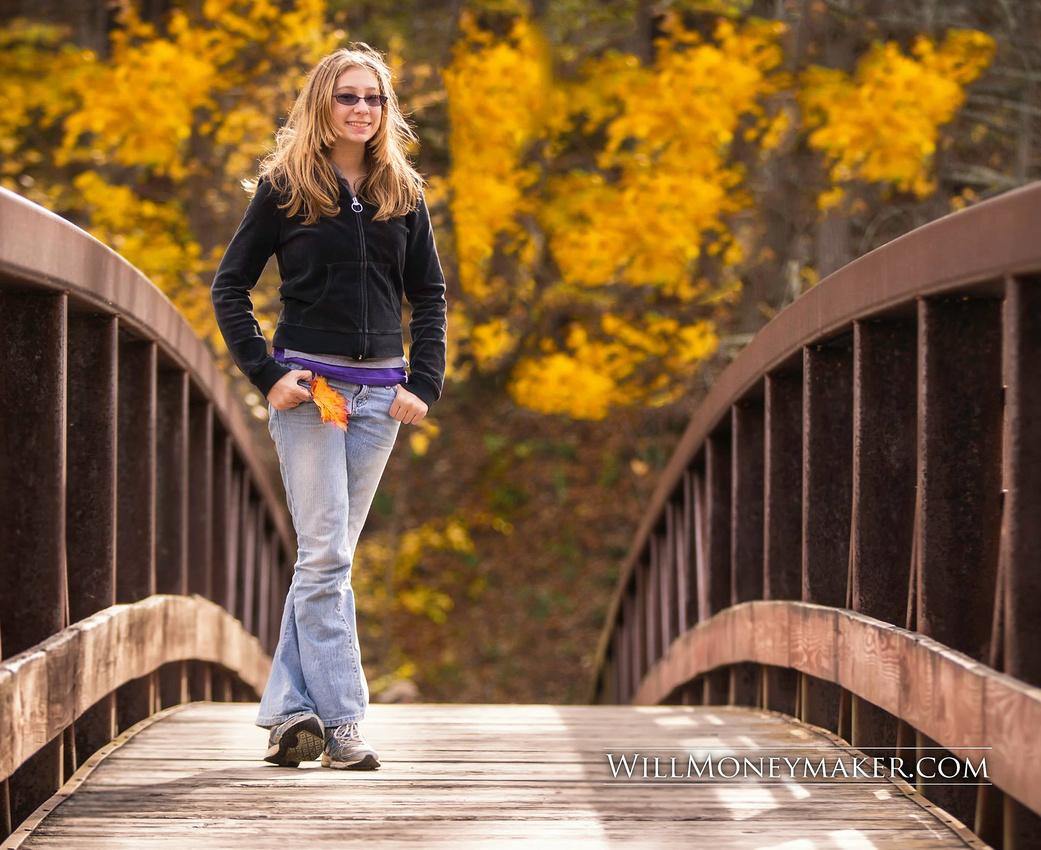 Do Portraits with Telephoto Lenses