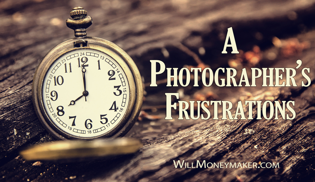 A Photographer's Frustrations