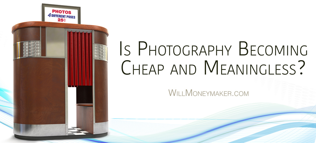 Is Photography Becoming Cheap and Meaningless?