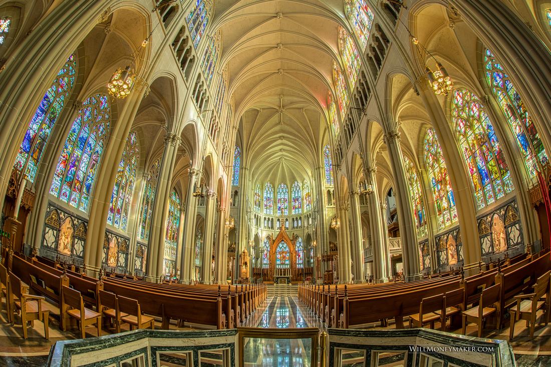 Cathedral Basilica of the Assumption, Cincinnati Ohio