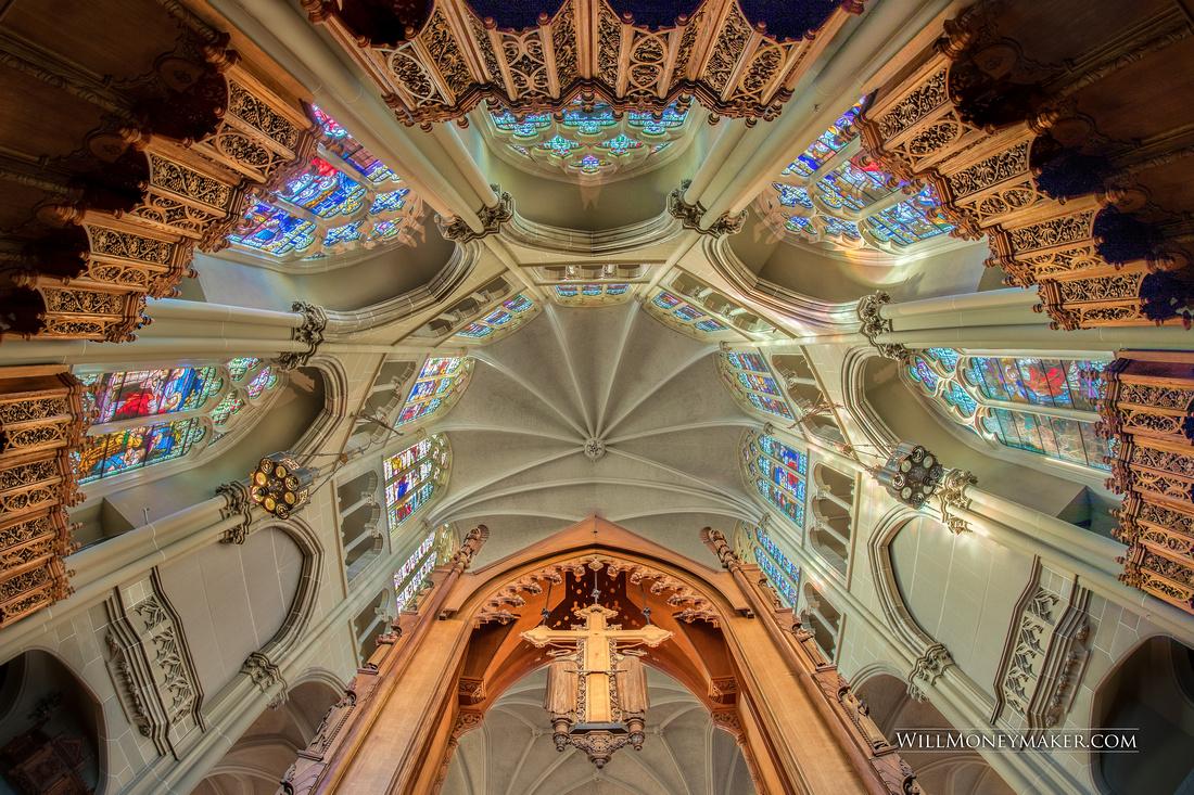 Cathedral Basilica of the Assumption, Cincinnati, Ohio