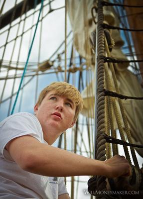 Tall Ships: Lady Washington and Hawaiian Chieftain - 21