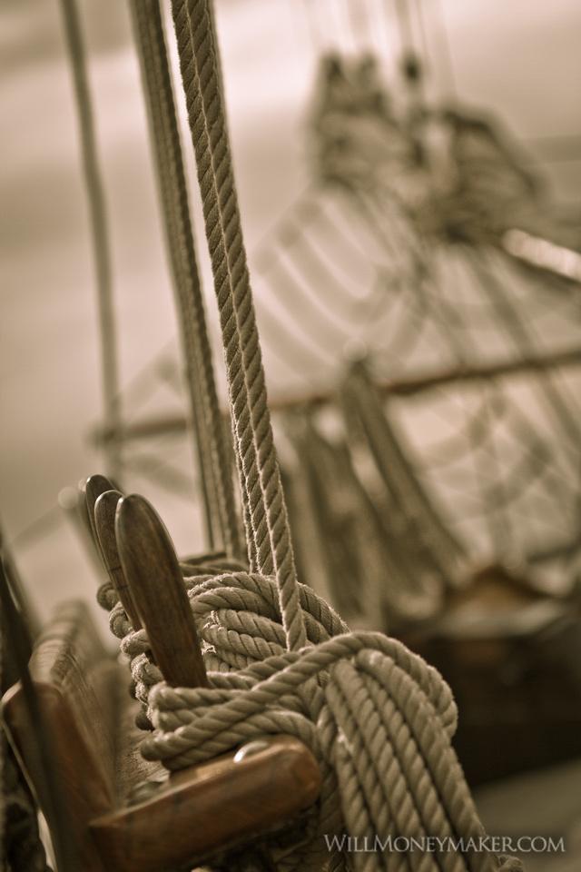 Tall Ships: Lady Washington and Hawaiian Chieftain