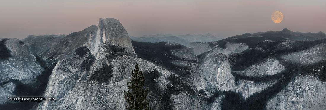 Glacier Point, Yosemite